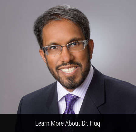 Learn More About Dr. Huq