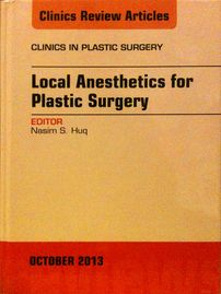Author and Guest Editor of Clinics in Plastic Surgery